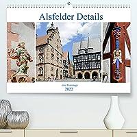 Alsfelder Details - eine Hommage (Premium, hochwertiger DIN A2 Wandkalender 2022, Kunstdruck in Hochglanz): Impressionen aus Alsfeld (Monatskalender, 14 Seiten )