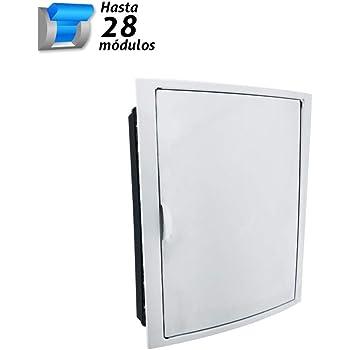 SOLERA 5250 Caja de Distribución, Blanco: Amazon.es: Bricolaje y herramientas