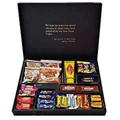 Exquisitely presented, superior quality gift box filled with hand picked Aussie favorites brought to you by Koko Koala Australia! Beautifully packed and handpicked with love and care in Sydney Australia Perfect for homesick Aussies who need a reminde...
