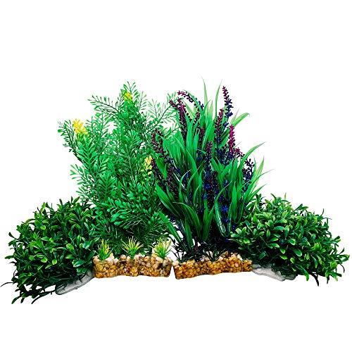 planta artificial acuario fabricante Otterly Pets