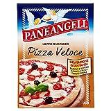 Lievitazione istantaneabuona e soffice come la pizza tradizionale Pizza veloce panenageli è un lievito istantaneo arricchito con lievito di birra disidratato, che con Miscela per la lievitazione di prodotti da forno