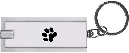 'Pawprint' Keyring LED Torch (KT00004581)