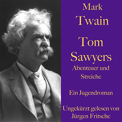 Tom Sawyers Abenteuer und Streiche cover art