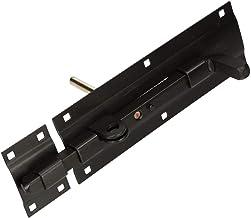 KOTARBAUBoutvergrendeling, 230/77, beide zijden, slotgrendel, poeder, zwart, metaal, deurvergrendeling, deurslot, deurslo...