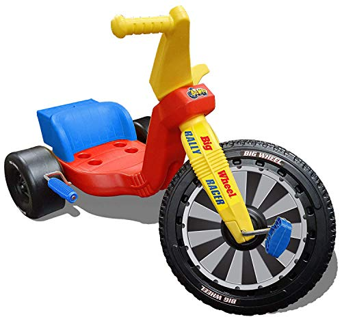 Big Wheel 16 Inch Rally Racer with Spinout Hand Break