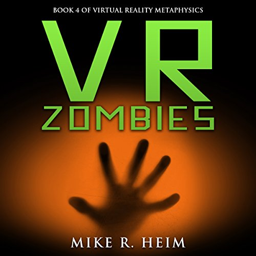 VR Zombies audiobook cover art