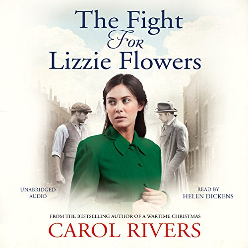 The Fight for Lizzie Flowers cover art