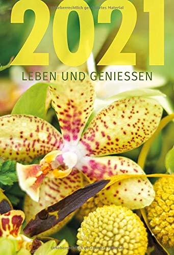 Leben & Genießen 2021: BLOOM's Wochenkalender