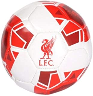 Liverpool FC Size 1 Football Red/White