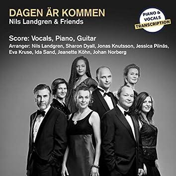 Dagen är kommen (Jazz Sheet Music Version as performed by Nils Landgren)