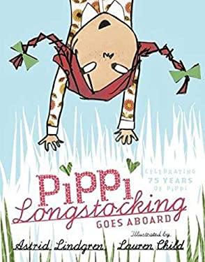 Pippi Longstocking Goes Aboard. Gift Edition