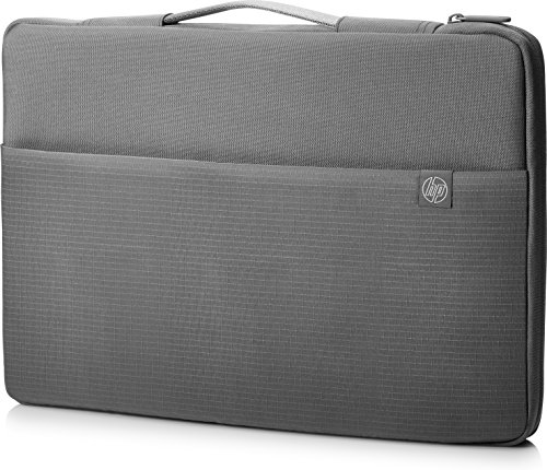 HP Sleeve (1PD68AA) Schutzhülle für Laptops, Tablets (17,3 Zoll) grau