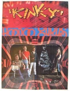 The Hoodoo Gurus Poster Kinky