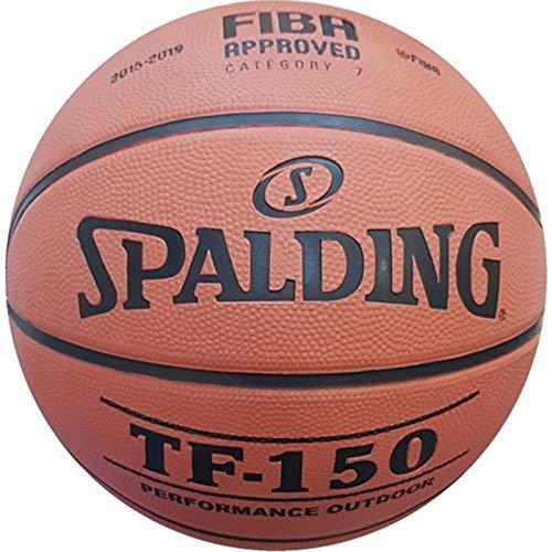 Pelota de Baloncesto Balón De Baloncesto Spalding Tf-150 Perform No: 7 Logotipo De Fiba