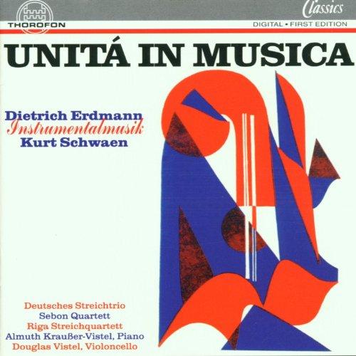 Acht kuriose Walzer für Violoncello und Klavier - IV. Vivace