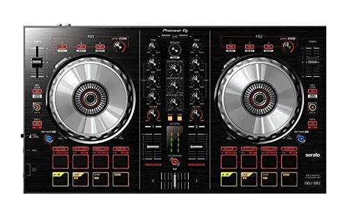Pioneer 3628867031 – ddj-sb2 contrôle DJ Noir