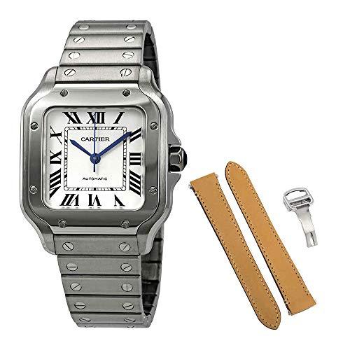 Cartier Santos De Cartier WSSA0010 Reloj automático mediano para hombre