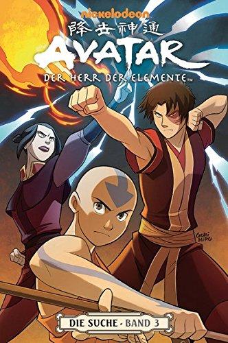 Die Suche, Band 3: Die Suche 3 (Avatar: der Herr der Elemente, Band 7)
