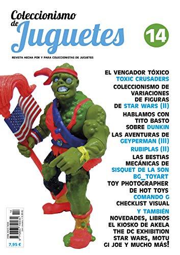Revista Coleccionismo de Juguetes - Nº 14