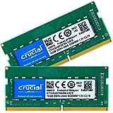 Crucial ノートPC用 メモリ PC4-21300(DDR4-2666) 32GB(16GBx2枚) SODIMM CT16G4SFS8266 [並行輸入品]