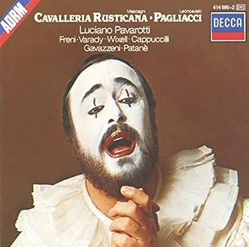 Mascagni: Cavalleria Rusticana/Leoncavallo: Pagliacci
