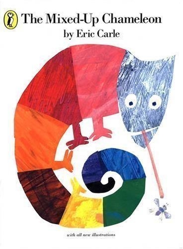 The Mixed-up Chameleon (Picture Puffin) by Carle, Eric New edition (1988)