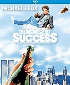 The Secret of My Success [Blu-ray]