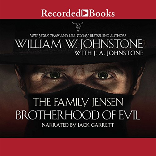 Brotherhood of Evil audiobook cover art