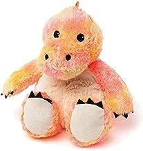 Warmies Cozy Plush Rainbow Limited Edition Dinosaur Microwaveable Soft Toy