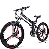 GTYW 26 Pouces électrique Pliant Vélo De Montagne Vélo Adulte Vélo électrique...