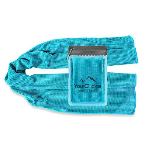 Su elección instantánea refrigeración toalla Camping senderismo gimnasio ejercicio entrenamiento toalla hielo tela Ultra compacto suave transpirable Cool deportes toalla