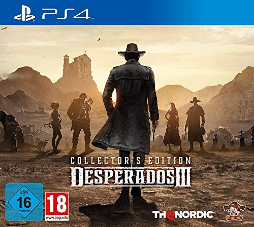Desperados 3 Collectors Edition (Playstation 4)