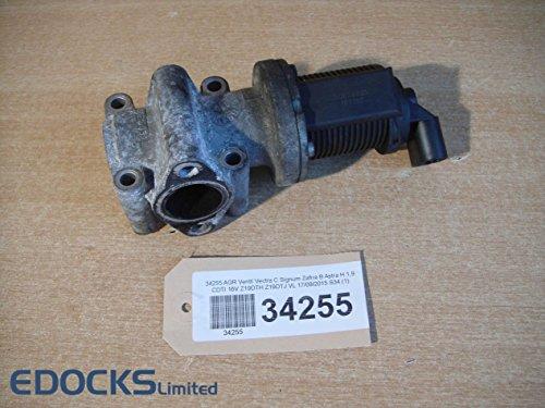 AGR Ventil Vectra C Signum Zafira B Astra H 1,9 CDTI 16V Z19DTH Z19DTJ Opel