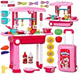 Color: pink Battery Operated with Light and Sound Good for gift