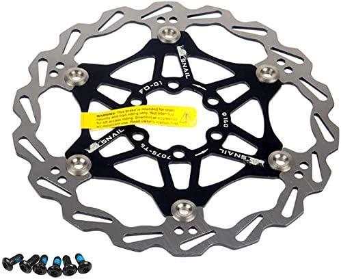 Newgoal 160mm 180mm Bicycle Disc Brake Rotor Bike Disc Brake Set
