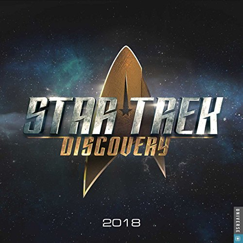 Star Trek: Discovery - 2018 Wall Calendar