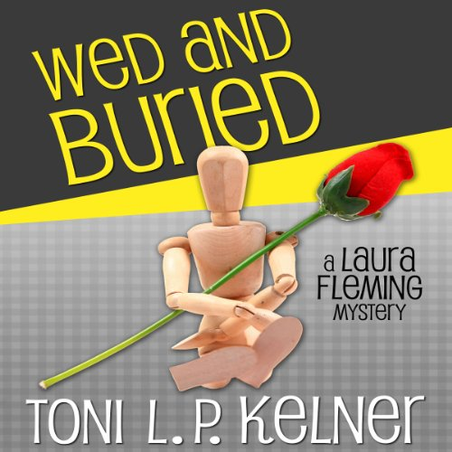 Wed and Buried audiobook cover art