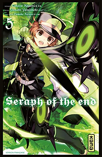 Seraph of the end - Tome 5