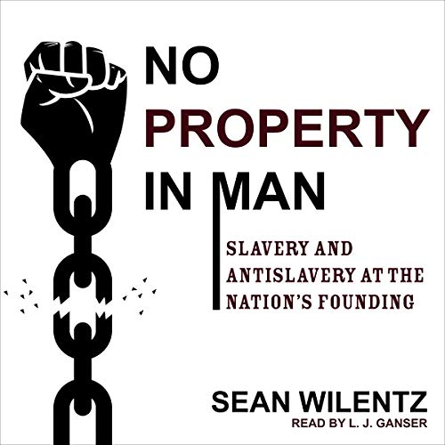 No Property in Man audiobook cover art