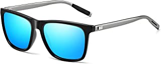 gafas lentes de sol retro vintage polarizadas para hombres de mujer GI777