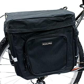 16cm Noir 16 DCCN Multifunctional Glaci/ère Porte-Bagages 8L Sacoche de v/élo Sacoche avec bandouli/ère et Housse de Pluie 37
