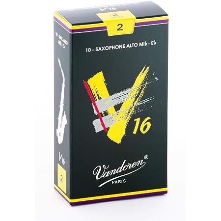 Vandoren SR702 V16 10 Anches pour Saxophone Alto 2