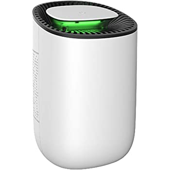 AUZKIN Dehumidifier 600ml Portable Mini Electric ...