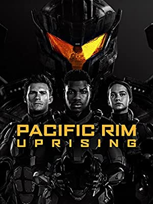 Pacific Rim Uprising by