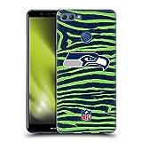 Head Case Designs sous Licence Officielle NFL Empreinte de zèbre Seattle Seahawks Art Coque en Gel...