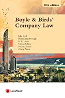 Boyle & Birds' Company Law