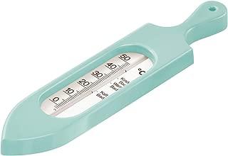 RROVE Wasserthermometer Baby Bade Delphinform Temperatur Kleinkinder Kleinkind Dusche Blau