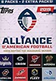 Topps Cards: 2019 Alliance of American Football - Value Box