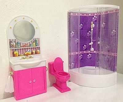 Gloria Washroom Playset