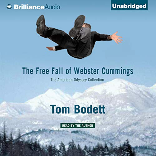 The Free Fall of Webster Cummings cover art